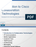 Overview of Collaboration Technologies