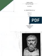 Platão - A República - Vol I (Do I ao IV livro)