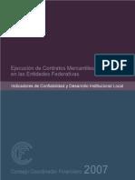 Estudio Indicadores de Confiabilidad y Desarrollo