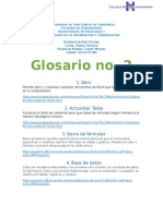 Glosario No. 2