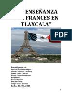 La Enseñanza Del Frances en Tlaxcala