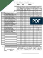 Concentrado Grupo Alfabetización Inicial 2013-2014
