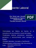 Medicina en el Ambiente Laboral