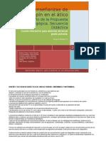 3.1 Diseño de Actividad Didáctica