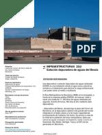 Ficha 22@ Estación Depuradora de Aguas Residuales Del Besós (1)