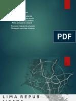 Lima Espo Acentamiento