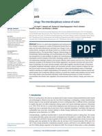 VOGEL Et Al. 2015 - Hydrology - The Interdisciplinary Science of Water