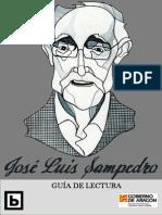 Guía de Lectura de Jose Luis Sampedro