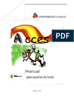 Manual de Access Computacion 3 para niños