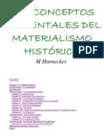 Los Conceptos Element Ales Del Materialismo Historico