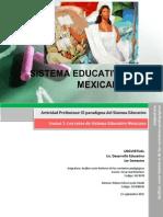 El paradigma del Sistema Educativo