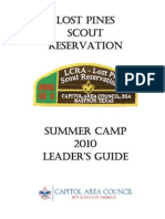 Lost Pines Scout Reservation