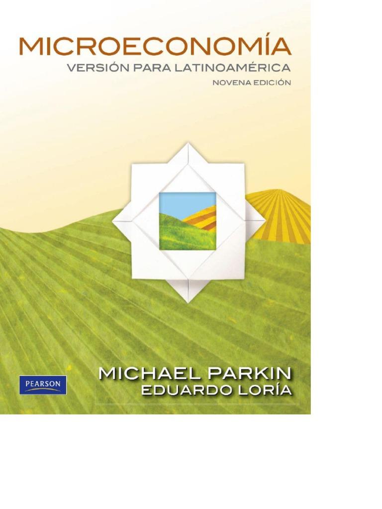 Microeconomia 9 edicion michael parkin fandeluxe Images