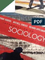 Anthony Giddens Sociology 6th Edition Pdf
