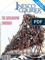 The UNESCO Courier the Demographic Dimension  January 1992