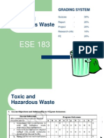 Hazardous Waste Lecture