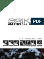 Briko Maplus Ski & Snowboard Wax Catalog