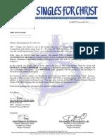 A 1 Samples Marketing Letter