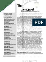 Lamppost 3.5.10