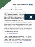 UESB - Manual Do Candidato 2016