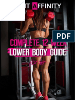 Lower Body e Book