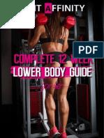 Lower Body e Book
