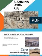 Cultura Andina Civilización Milenaria