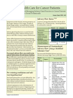 Dry Mouth Fact Sheet