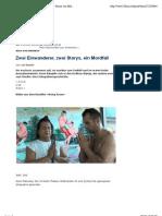 20 Minuten Online - Zwei Einwanderer, Zwei