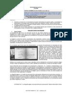 Guía y Pauta de Evaluación de Infografía