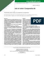 Trauma de Colon. Comparativa de Tratamientos. Cir Gen 2009
