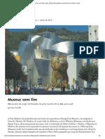 FOSTER Hal - Museus Sem Fim _ Piauí_105 [Revista Piauí]