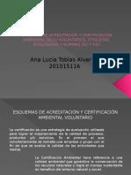 Esquema de Acreditación y Certificación Ambiental (Aca