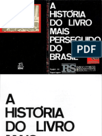 A História Do Livro Mais Perseguido Do Brasil - Jornal Jockymann