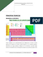 Laboratorio Tabla Periodica