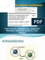 Estres Oxidativo, Dieta Mediterranea e Intima media Carotidea