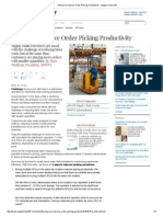 5 Ways to Improve Order Picking Productivity - Supply Chain 24_7