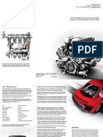 Audi 2010 Oil and Fuel Brochure