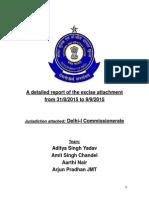 Delhi 1 - Report