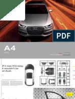 2015 Audi A4 Brochure