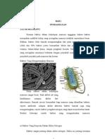 Bab i Pendahuluan Latar Belakang Peranan Bakteri