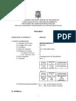 Bioestadistica Plan 2013 Prof. Liliana Huaman, Rosario Bullon 2014-2