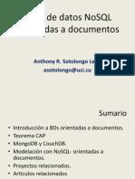 Basesdedatos Nosql Documentos