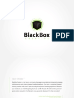 BlackBox Creative is a Full Service Communications