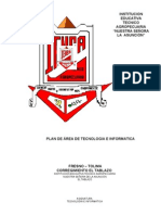 Plandeareainformatica.doc