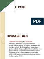 Emboli Paru presentasi