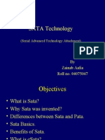 Serial ATA technology features and basics