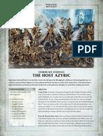 Aos Warscroll Battalion Hostazyric En