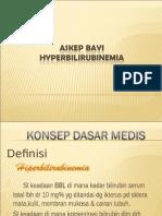 askep bayi hyperbilirubinemia
