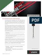 USB MicroSDSDHCSDXC Reader
